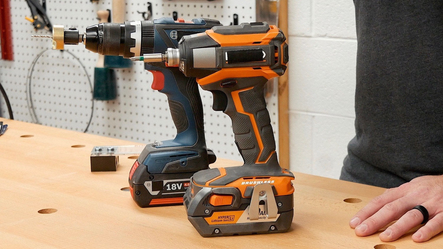 woodworking tools for beginners impact driver