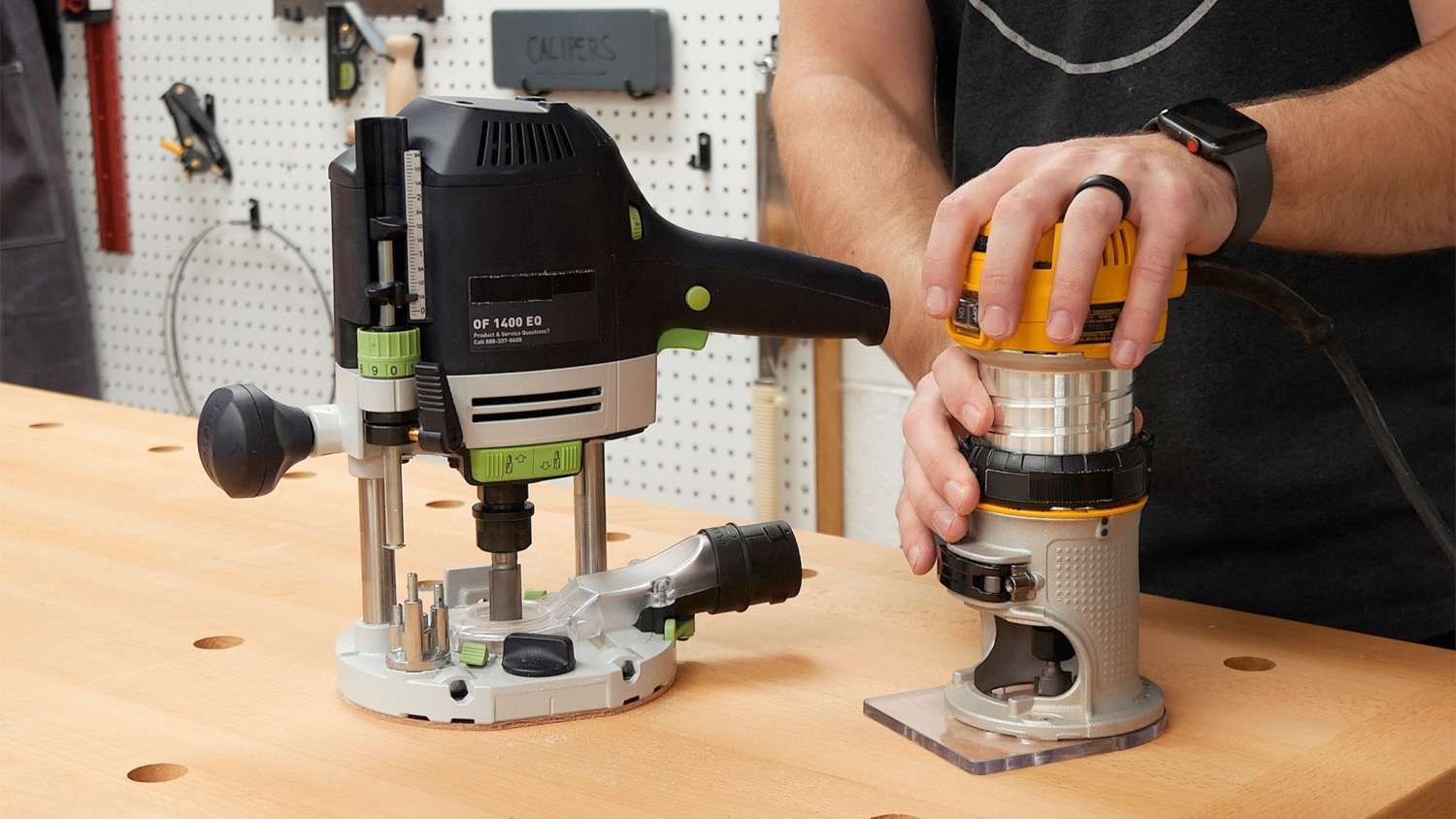 woodworking tools for beginners router plunge trim