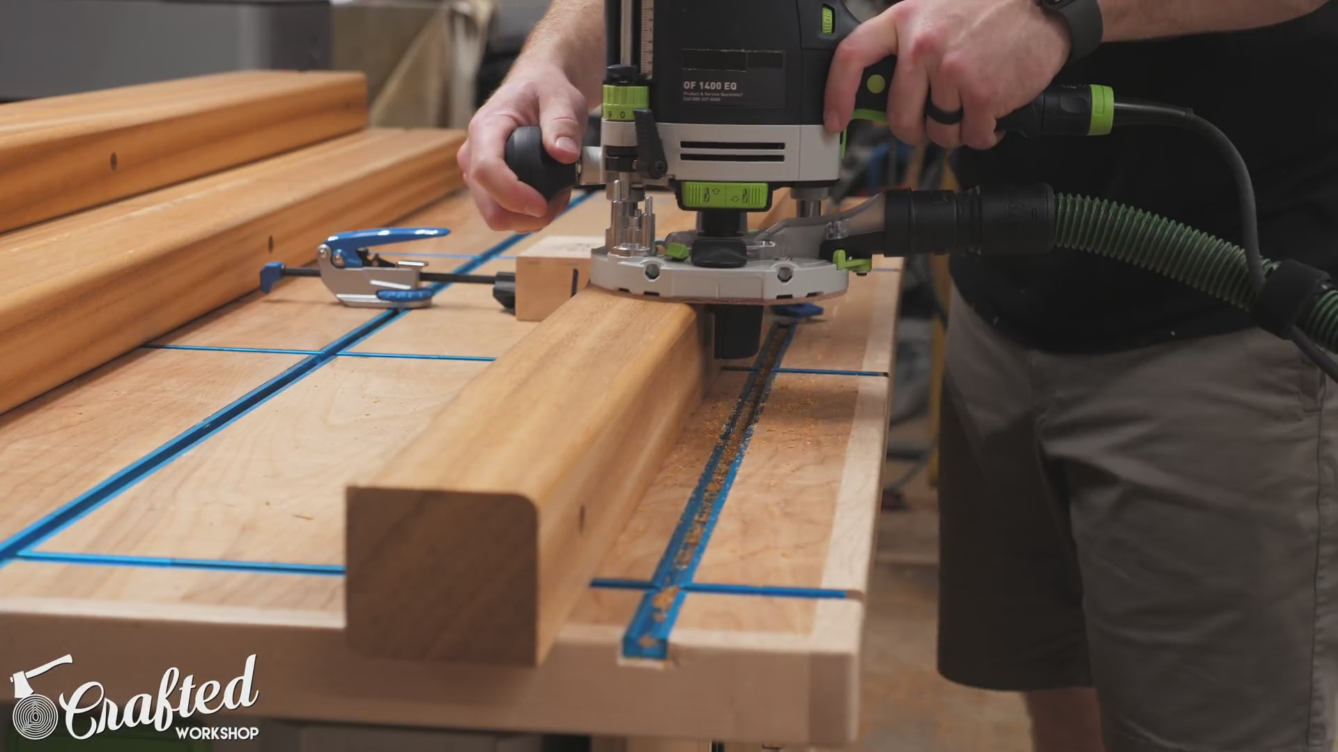 Routing the Corners