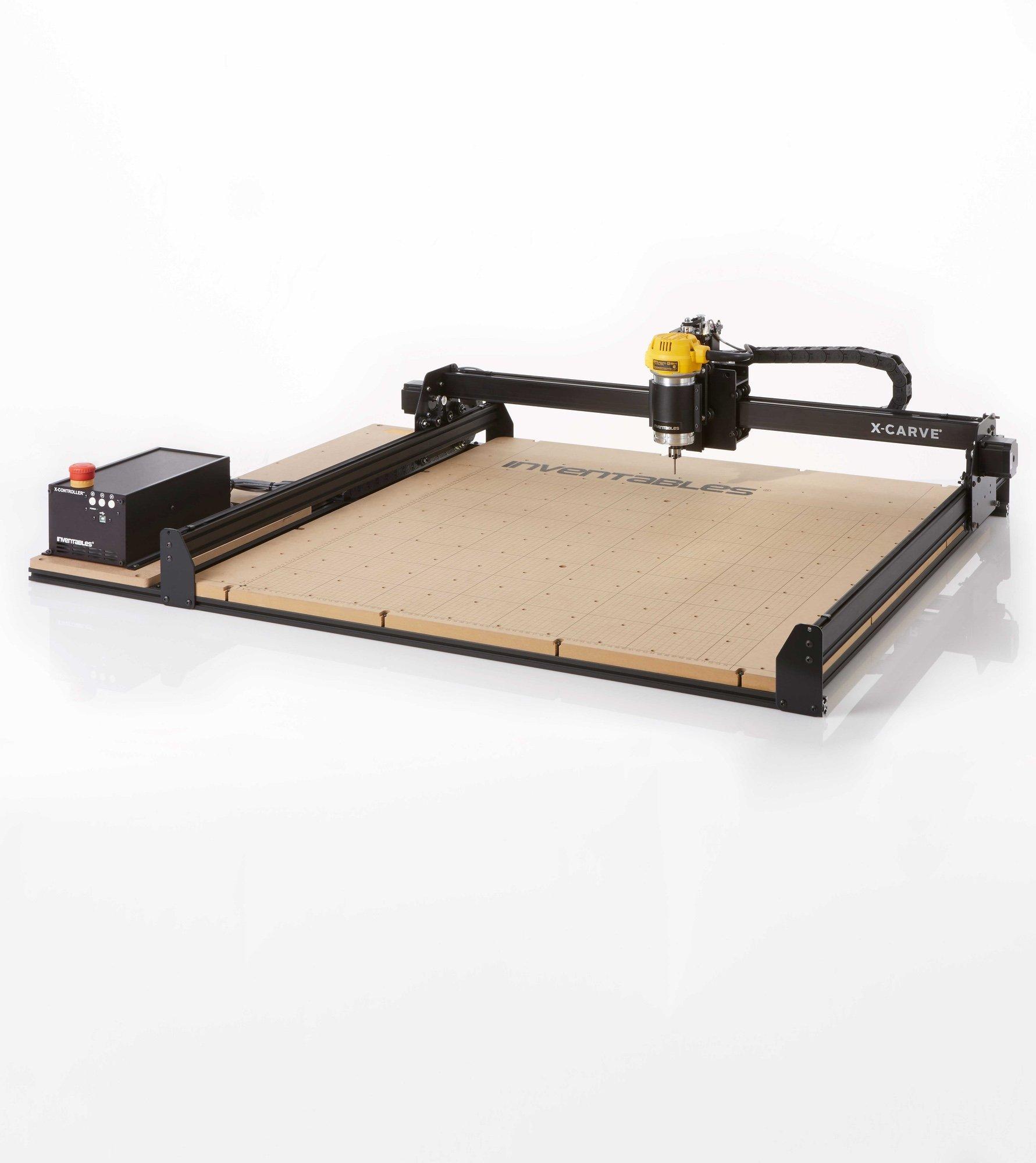 inventables x-carve cnc machine