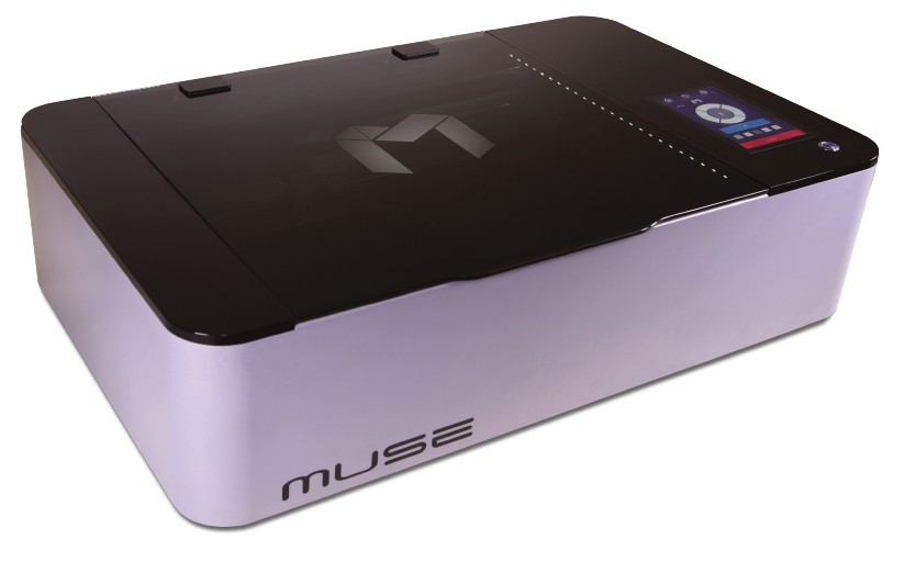 full spectrum muse laser cutter
