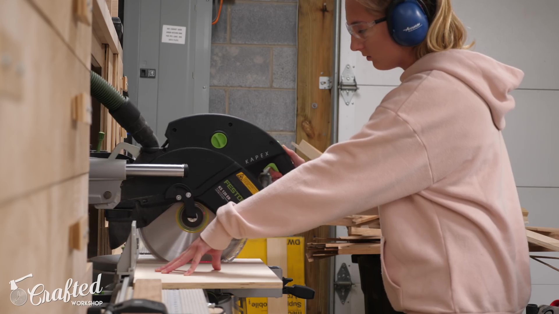 Cutting to Length at the Miter Saw