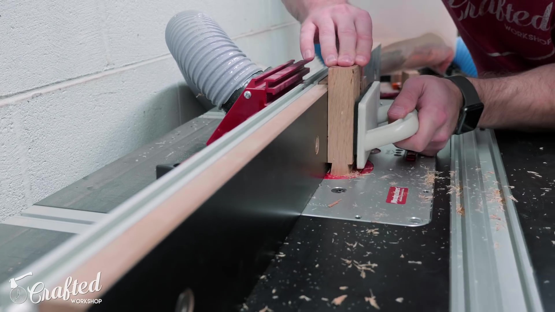 Routing Matching Dovetails
