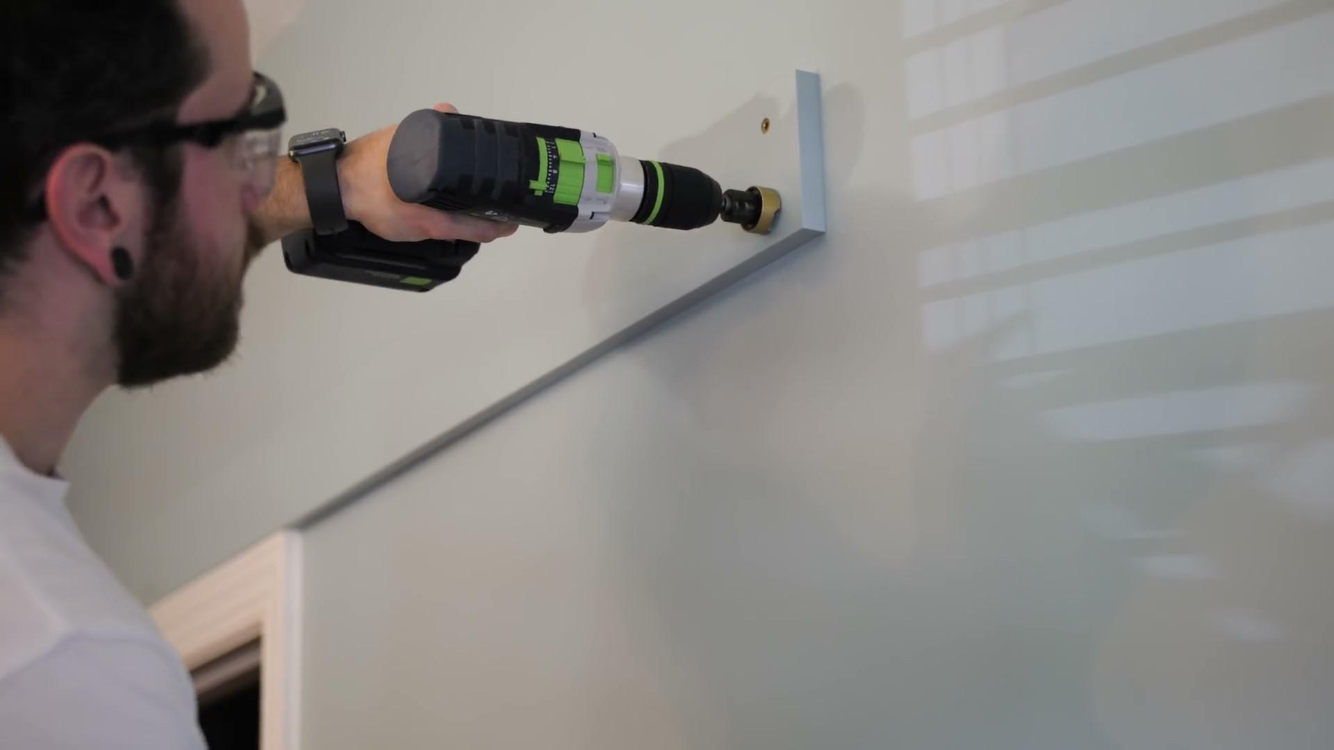 Installing a Backer Board