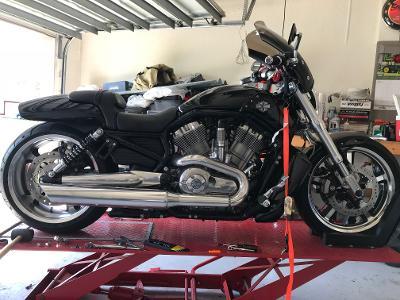 Joe's Full Harley Exhaust System