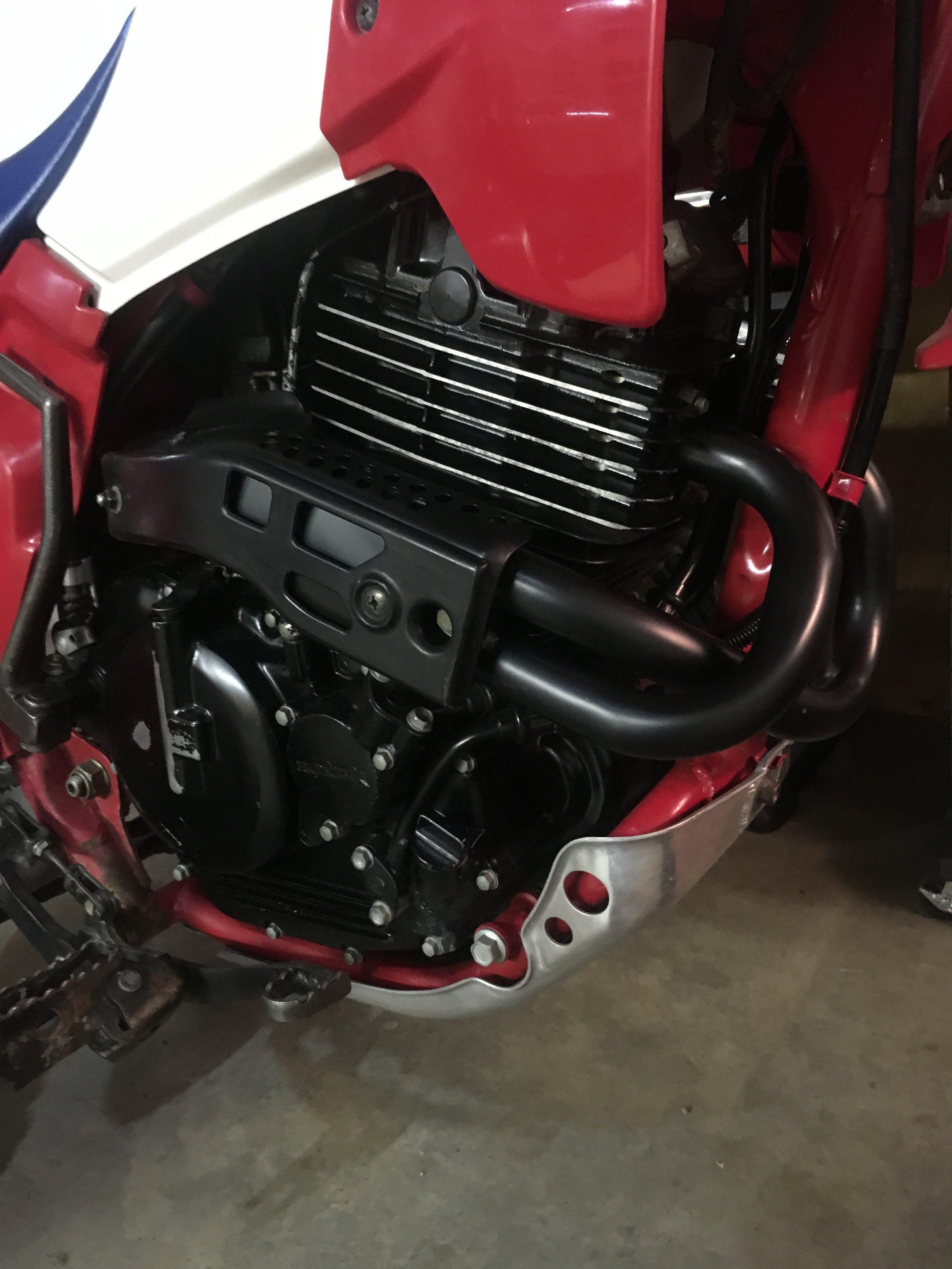 Trev's ATV Exhaust