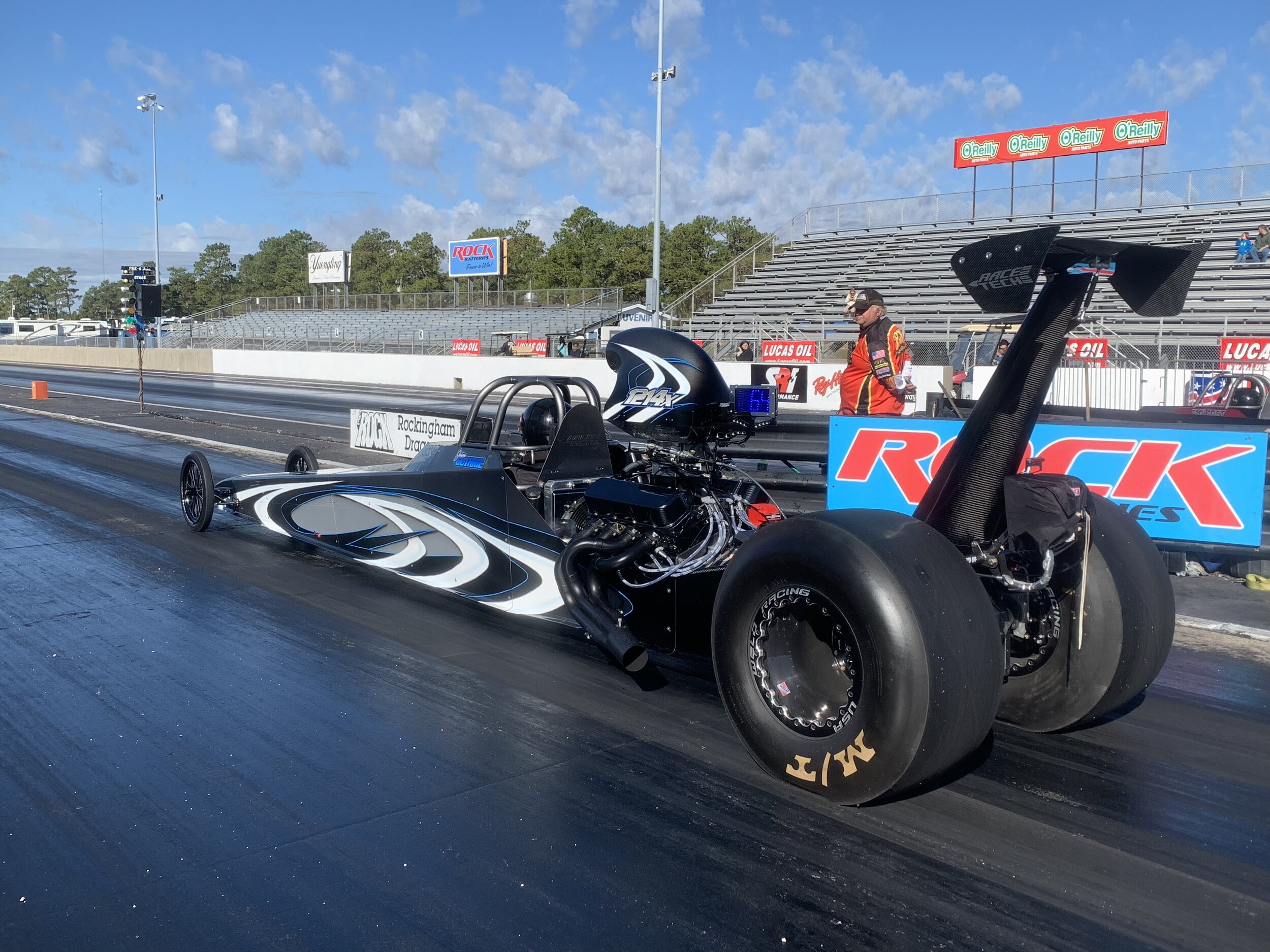 New 2018 Racetech Dragster