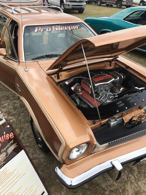 Ron's 1974 Pinto Wagon