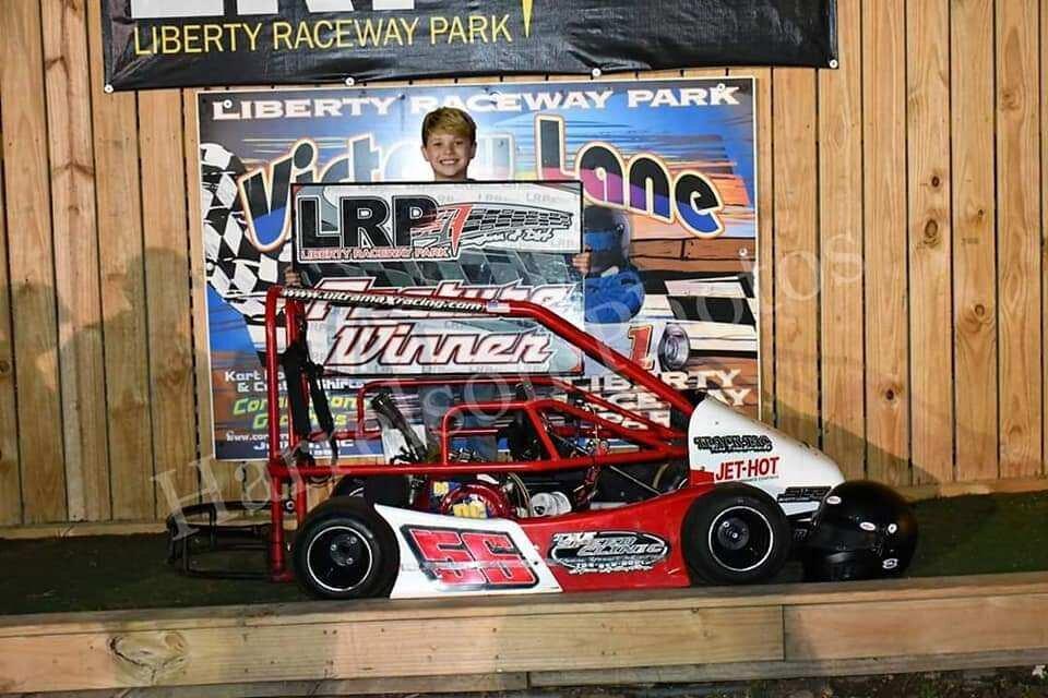 Liberty Raceway Park's Kart