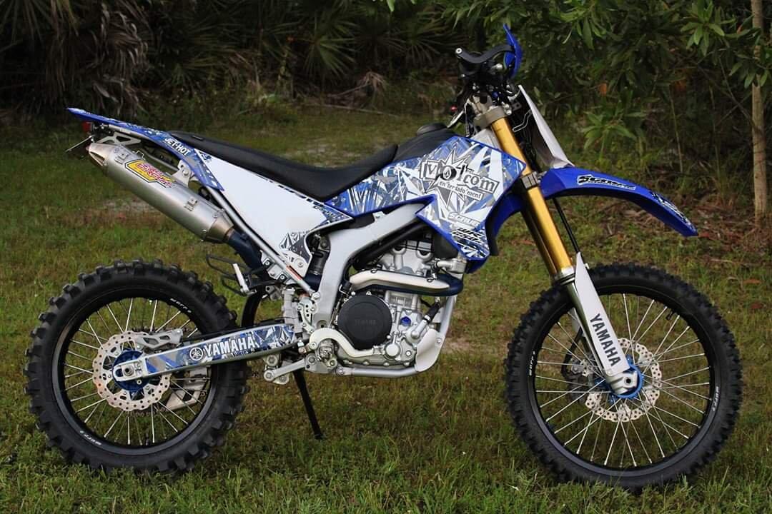 Cody's Yamaha