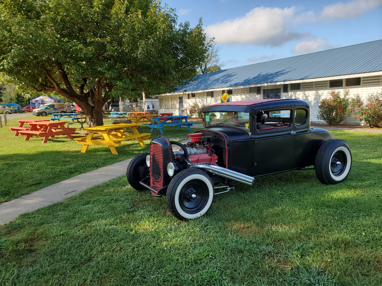 Dave's Model A