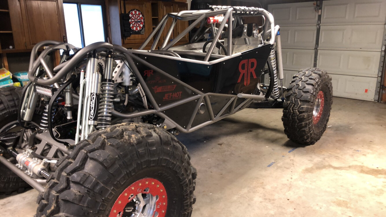 Reed Racing and Fabrication's Dorothy Buggy