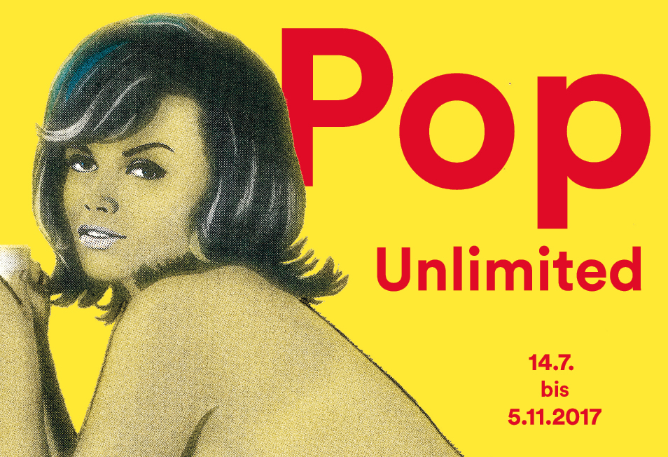 Pop Unlimited - July 14 – November 5, 2017Staatsgalerie Stuttgart, Germany