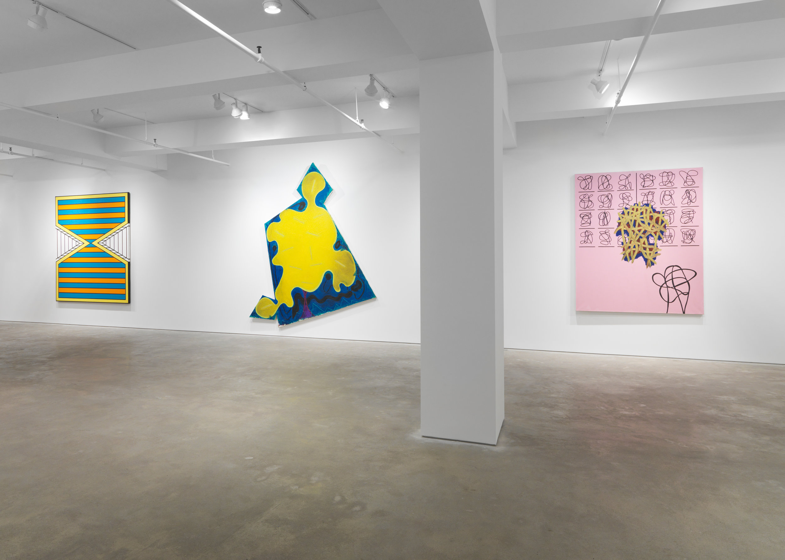 Pop Abstraction - January 18 – February 15, 2014Garth Greenan Gallery, New York