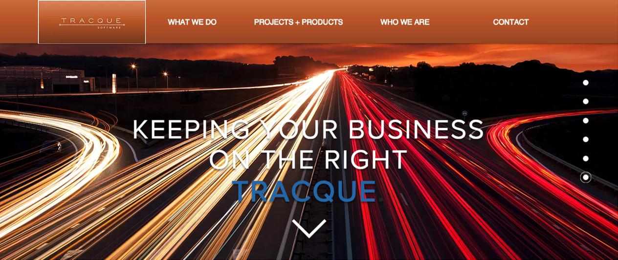 TRACQUE Website Screenshot.png