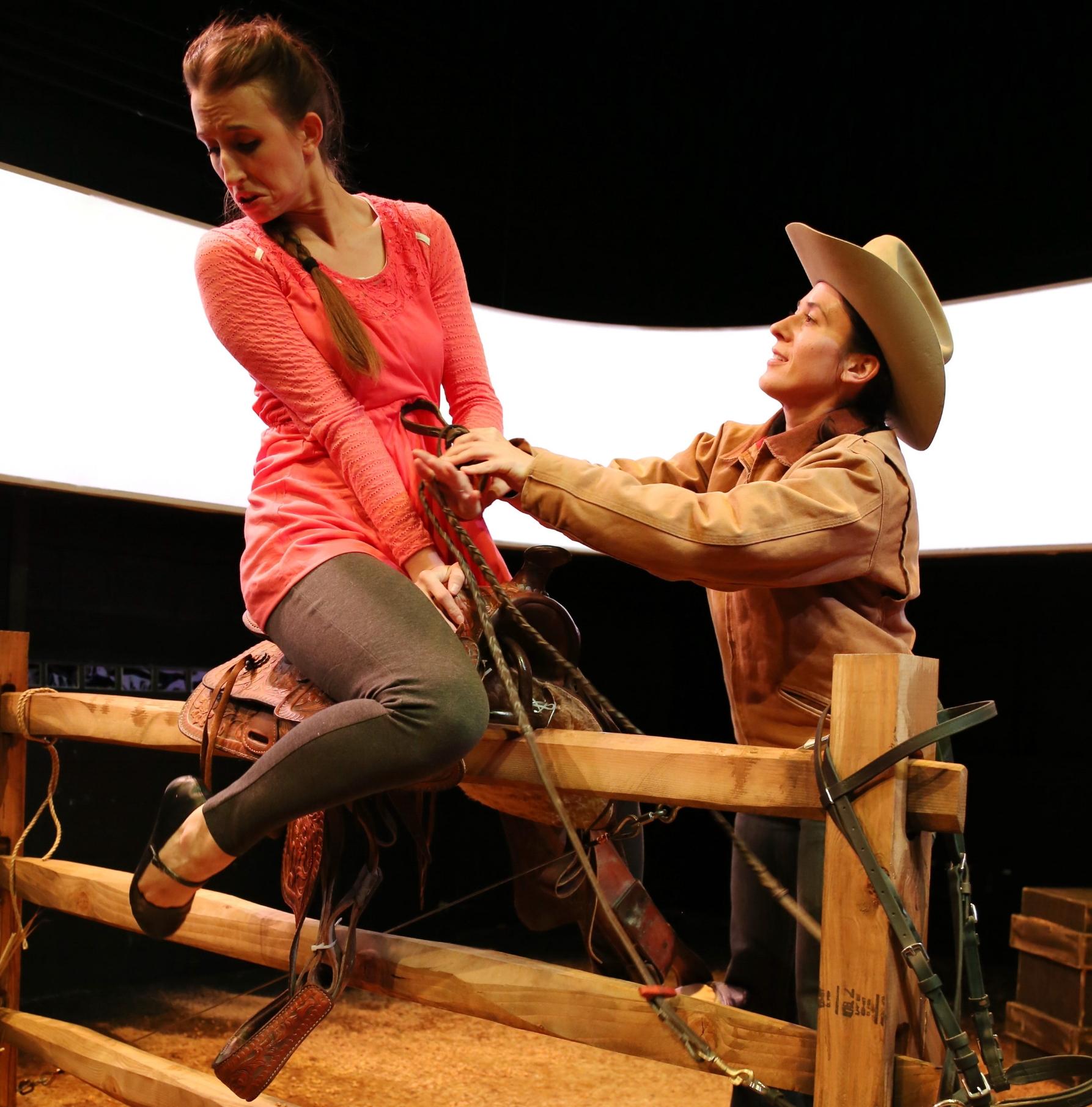 Late: a cowboy song by Sarah Ruhl