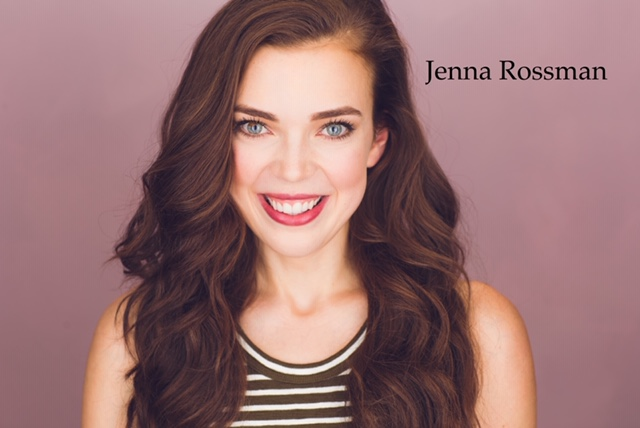 Jenna Rossman: -