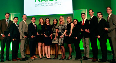 "8.24.15    Congrats to Waterford Property Company president John Drachman, who's one of 15 young real estate pros to receive a 2015 Developing Leaders Award from NAIOP. Just last year, John founded Tustin-based Waterford Property Company, which focuses on acquiring and managing office, industrial and apartment properties, and the firm's already been a partner in five deals with an acquisition value of over $140M. Established in 2006, the Developing Leaders Award ""honors up-and-coming professionals under the age of 35 for their exemplary professional accomplishments,"" according to the org.   Read more at BISNOW"