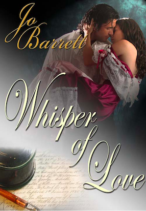 Whisper of Love - Written by Jo BarrettNarrated by Marissa DuBois