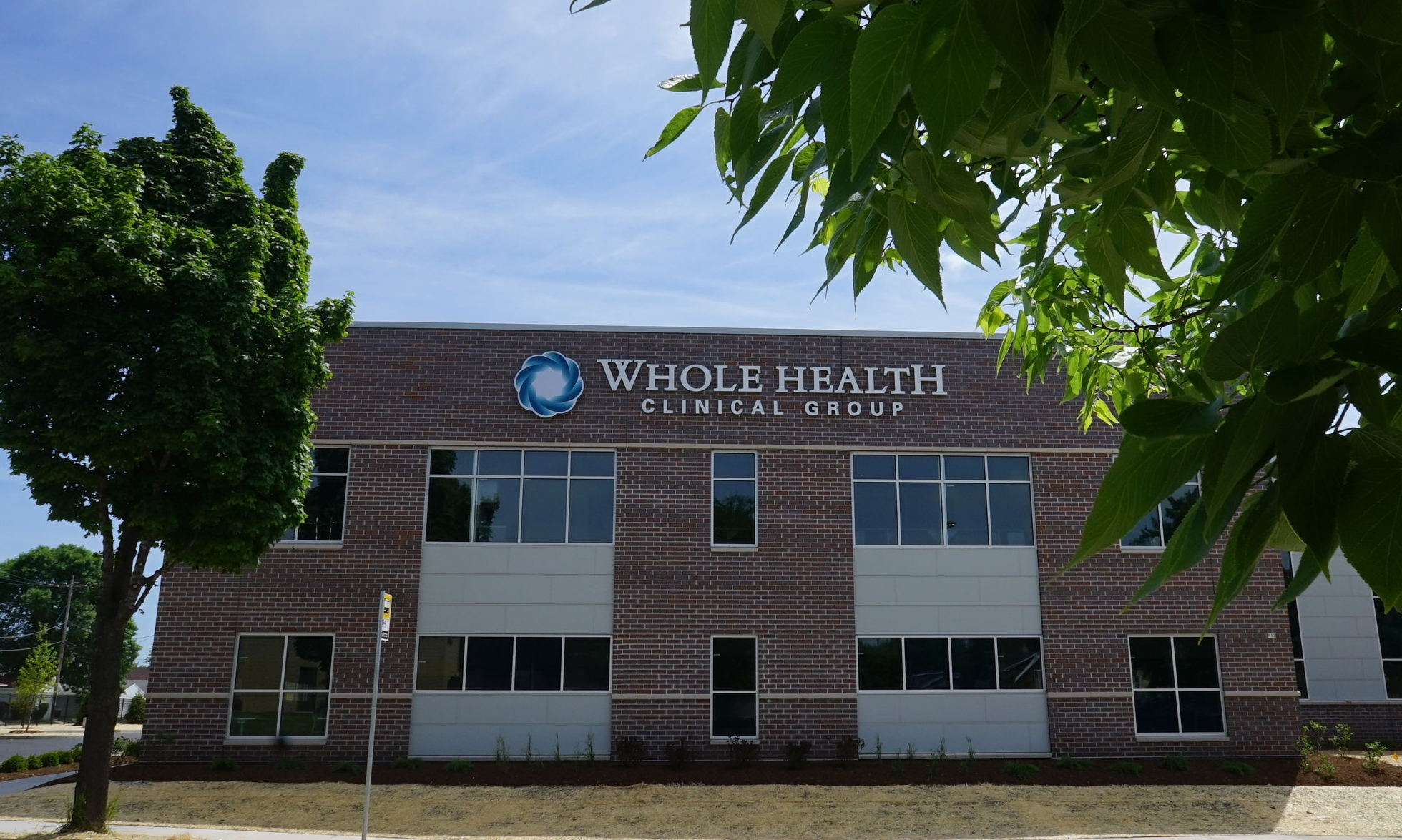 Whole Health Clinic built with New Market Tax Credits.