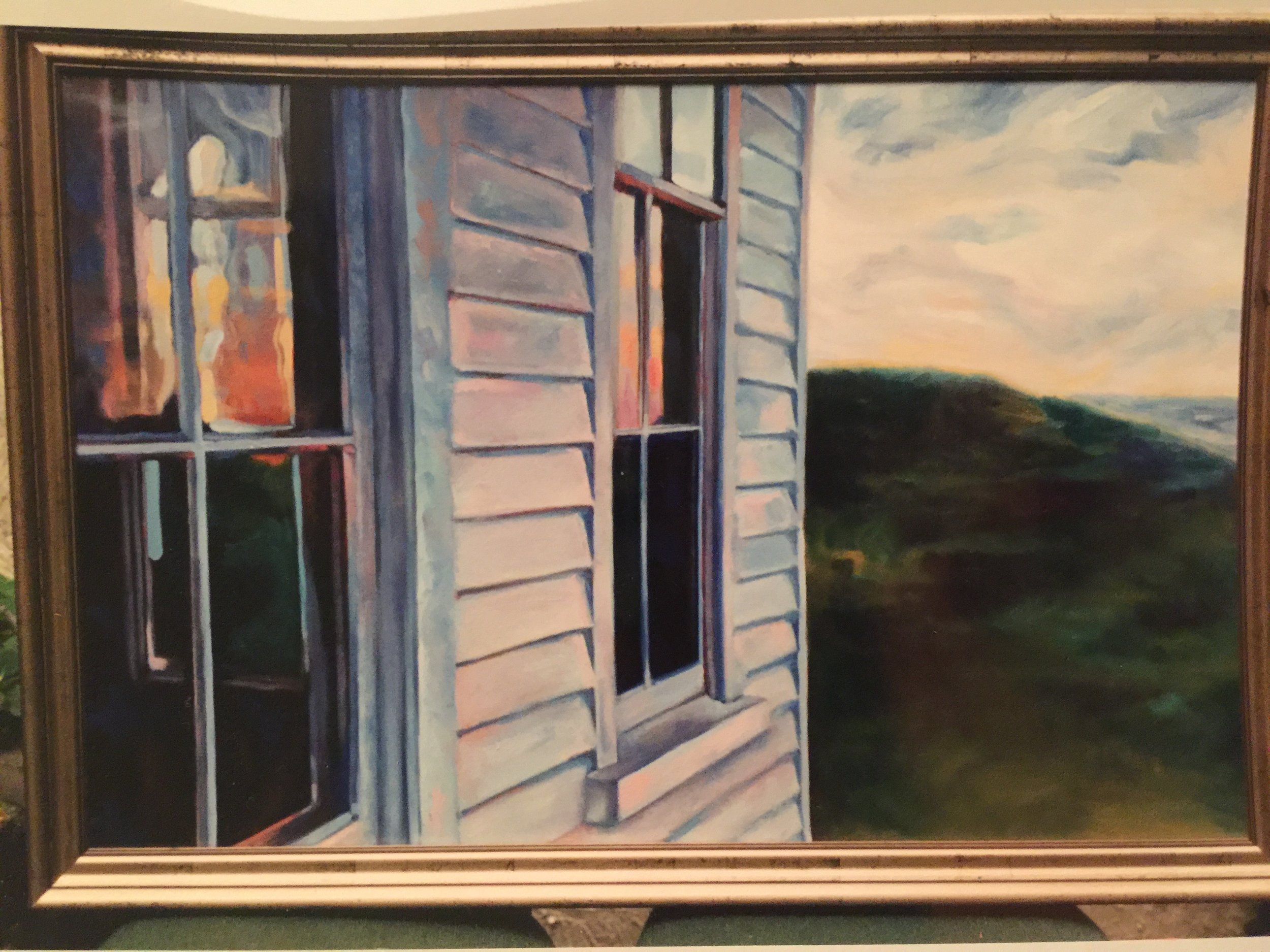 Block Island Windows, 1998
