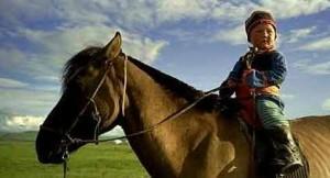 mongolian_child and pony