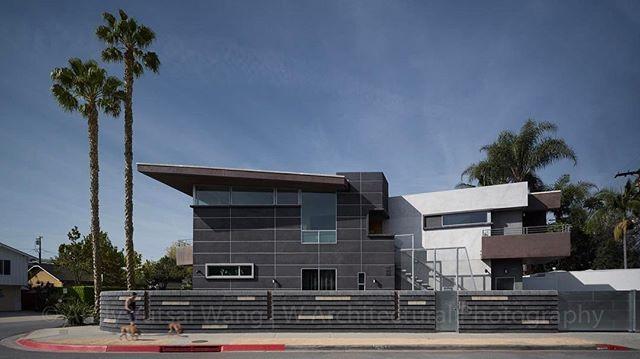 West Hollywood modern house. #architecturephotography #architecture #archidaily #architecturelovers