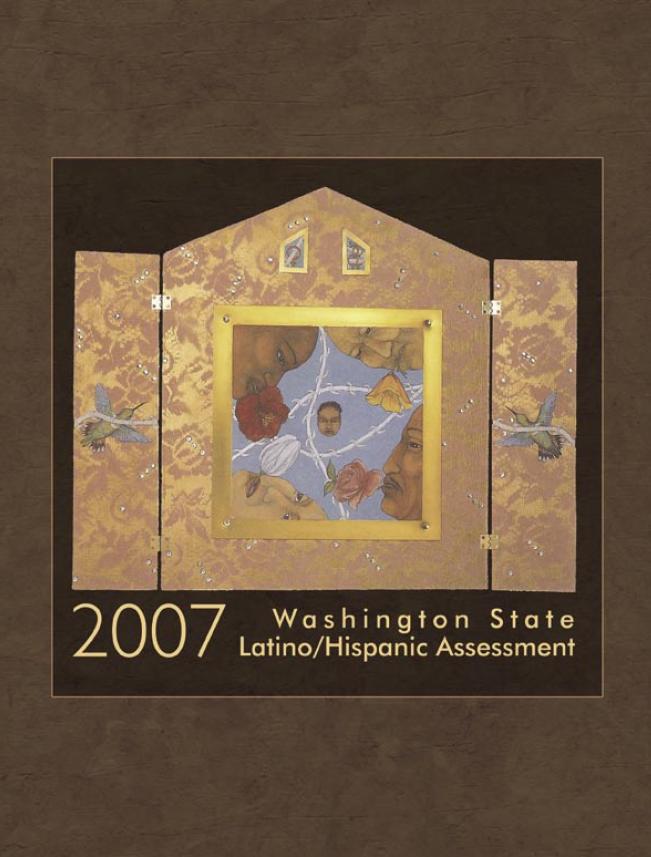 Washington State Latino/Hispanic Assessment Report 2007-2008 – English