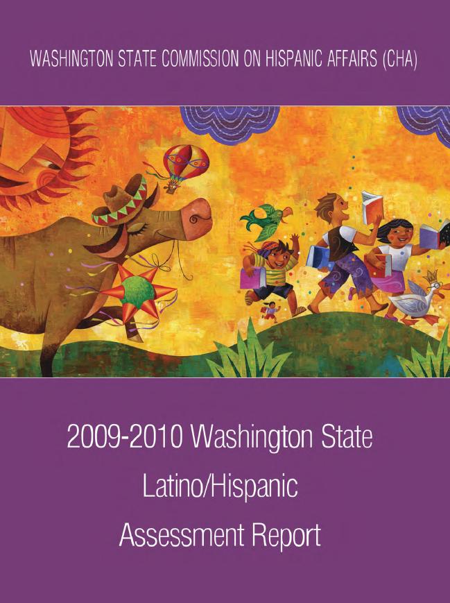 Washington State Latino/Hispanic Assessment Report 2009-2010 – English