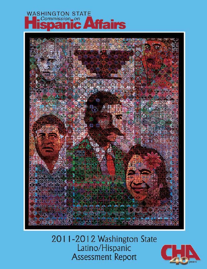 Washington State Latino/Hispanic Assessment Report 2011-2012 – English