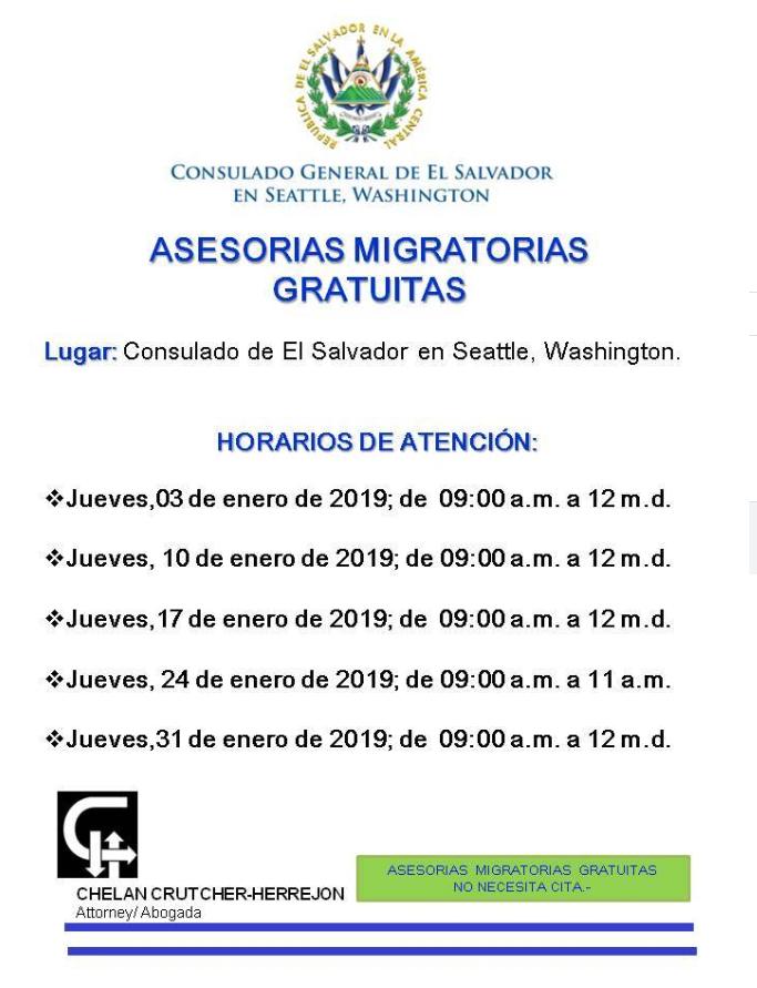 Consulado General de El Salvador Asesorias Migratorias.png