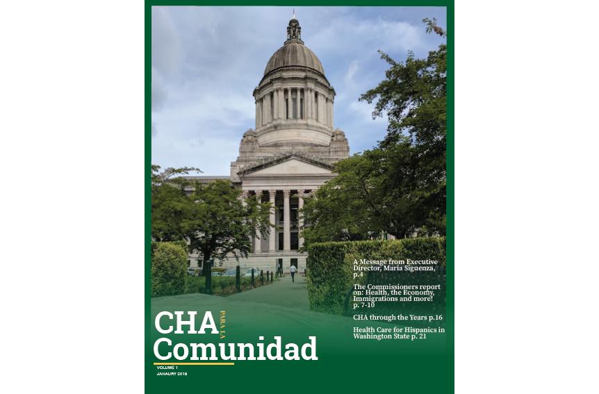 CHA PARA LA COMUNIDAD, JAN 2019, Volume 1
