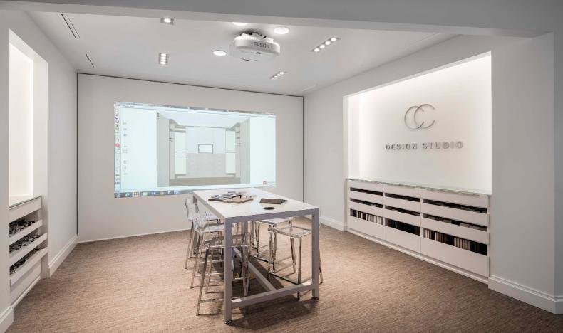 California Closets Design Studio