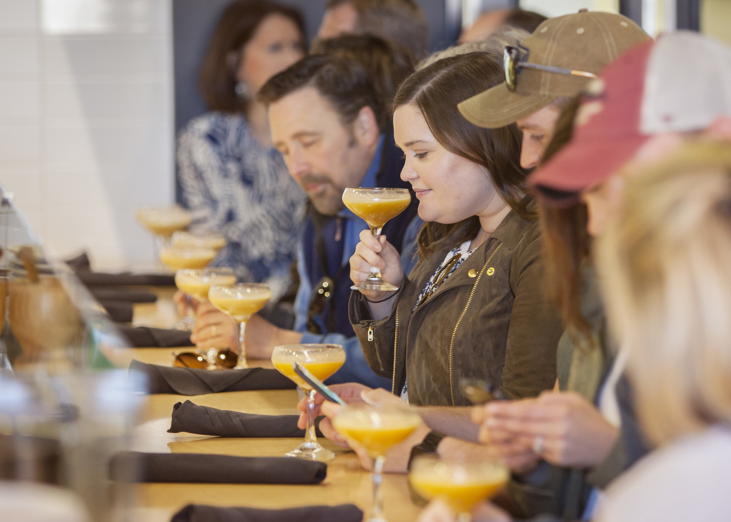 Sips and Bites aplenty when you indulge in an Indianapolis Food Tour. (Image Credit:  Indianapolis Cultural Trail )