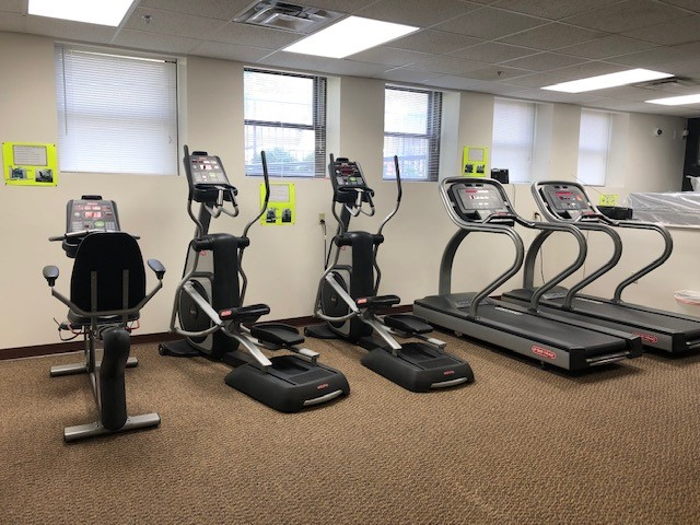 Coburn Place Fitness Center