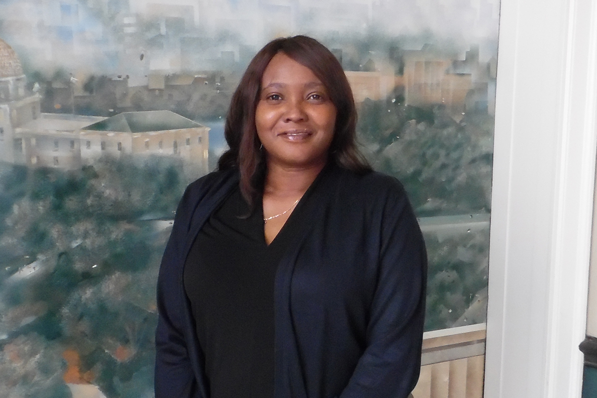 Trina Hill - Trina Hill is our Resident Service Coordinator at Parkside. Mrs. Hill has 17 years of experience in the addictions and social service field. Mrs. Hill holds a Masters of Social Work (MSW) and is a Certified Addictions Counselor (CADC).