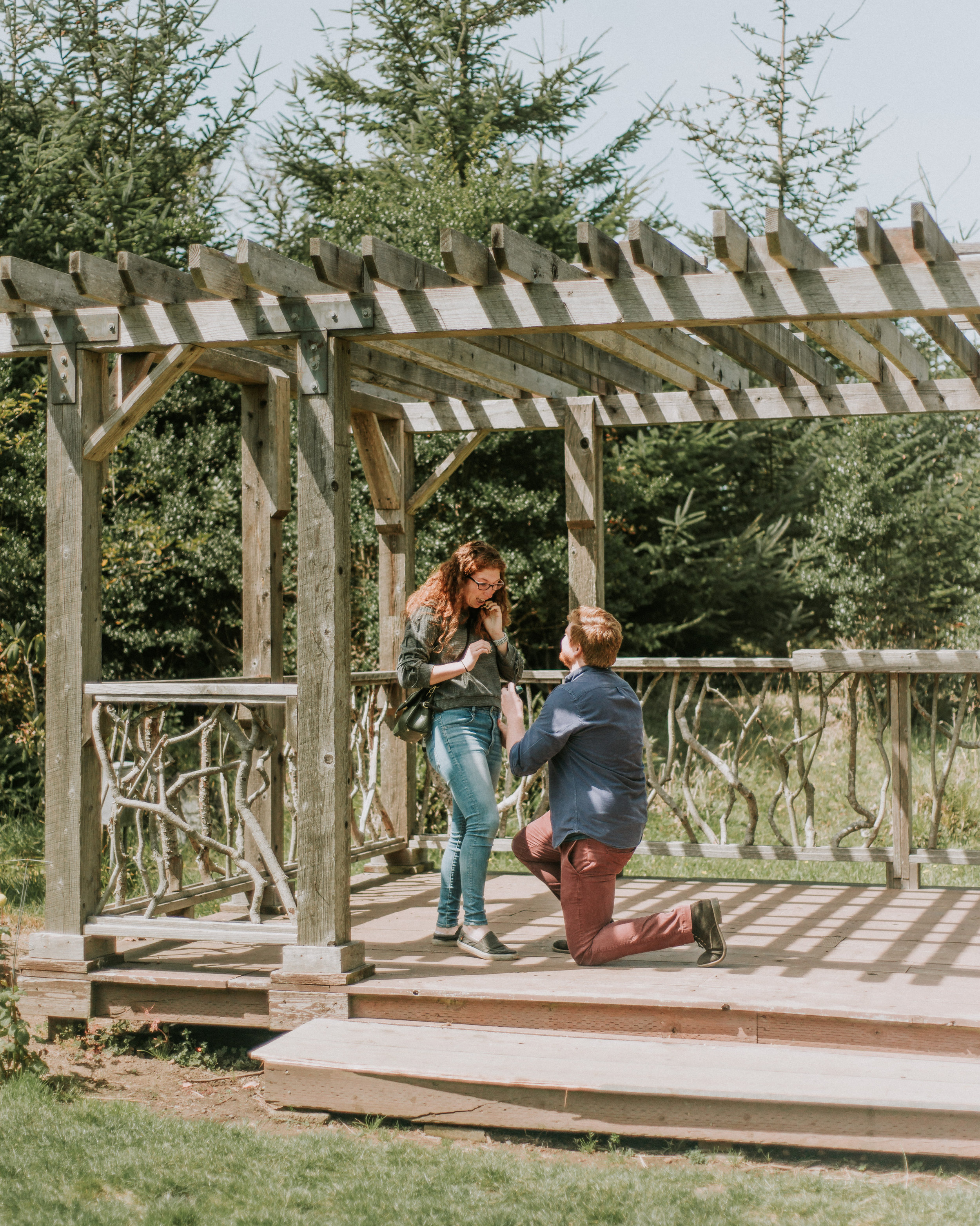 mendocino coast botanical gardens+wedding+photographer