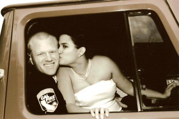 I'm a firefighter's wife! -