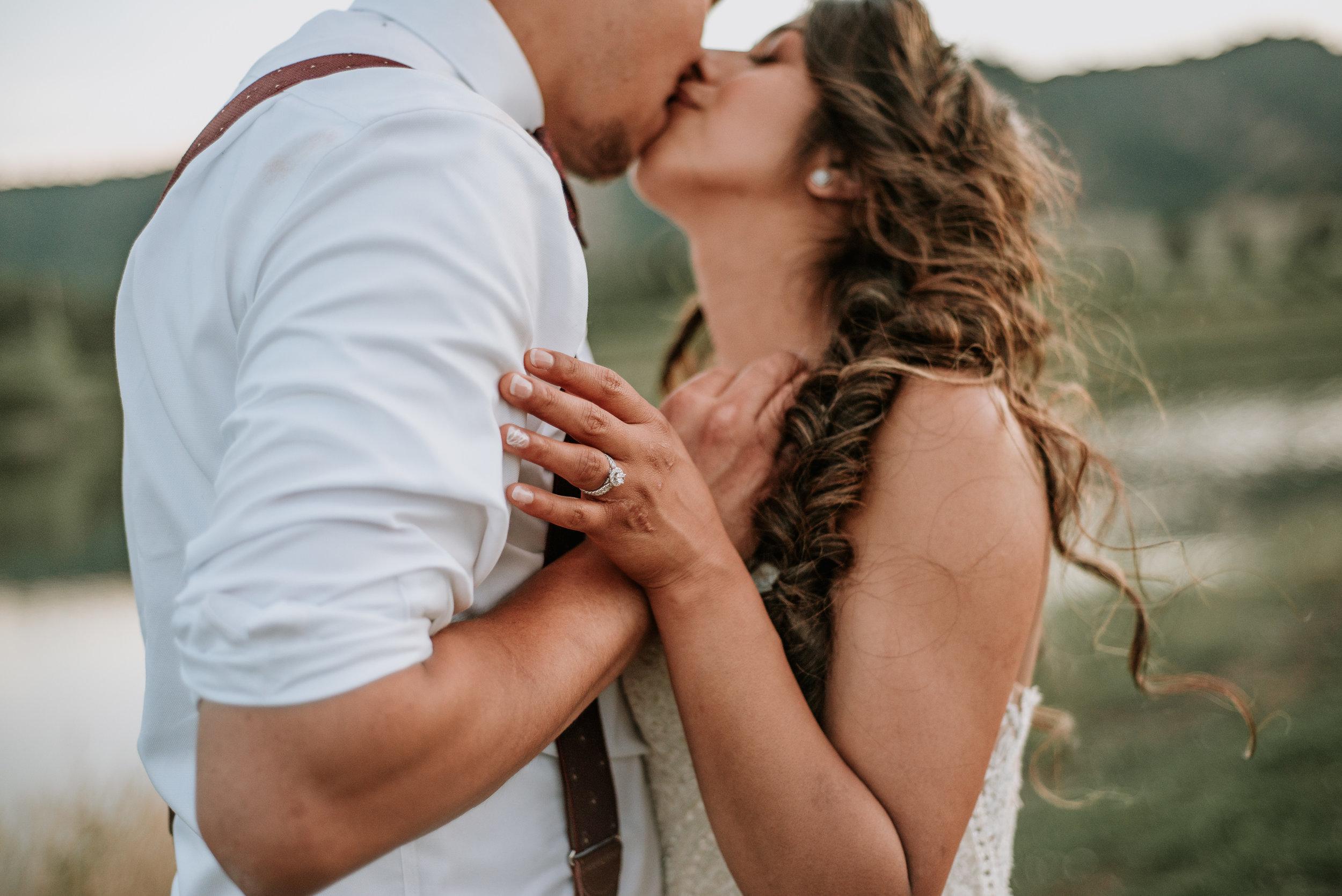 Crystal & Dominic   Weddings