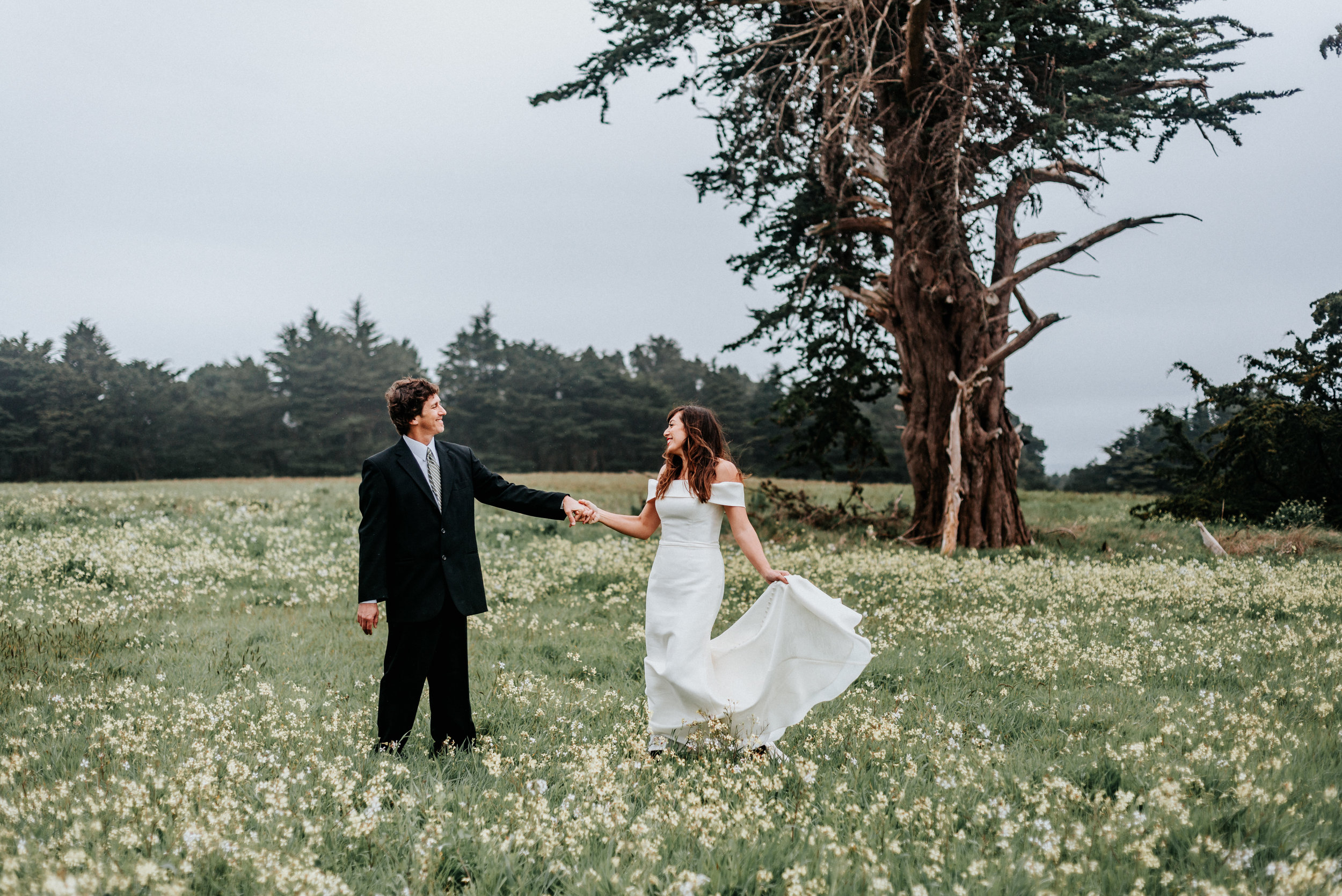 Mendocino Destination Wedding Photographer