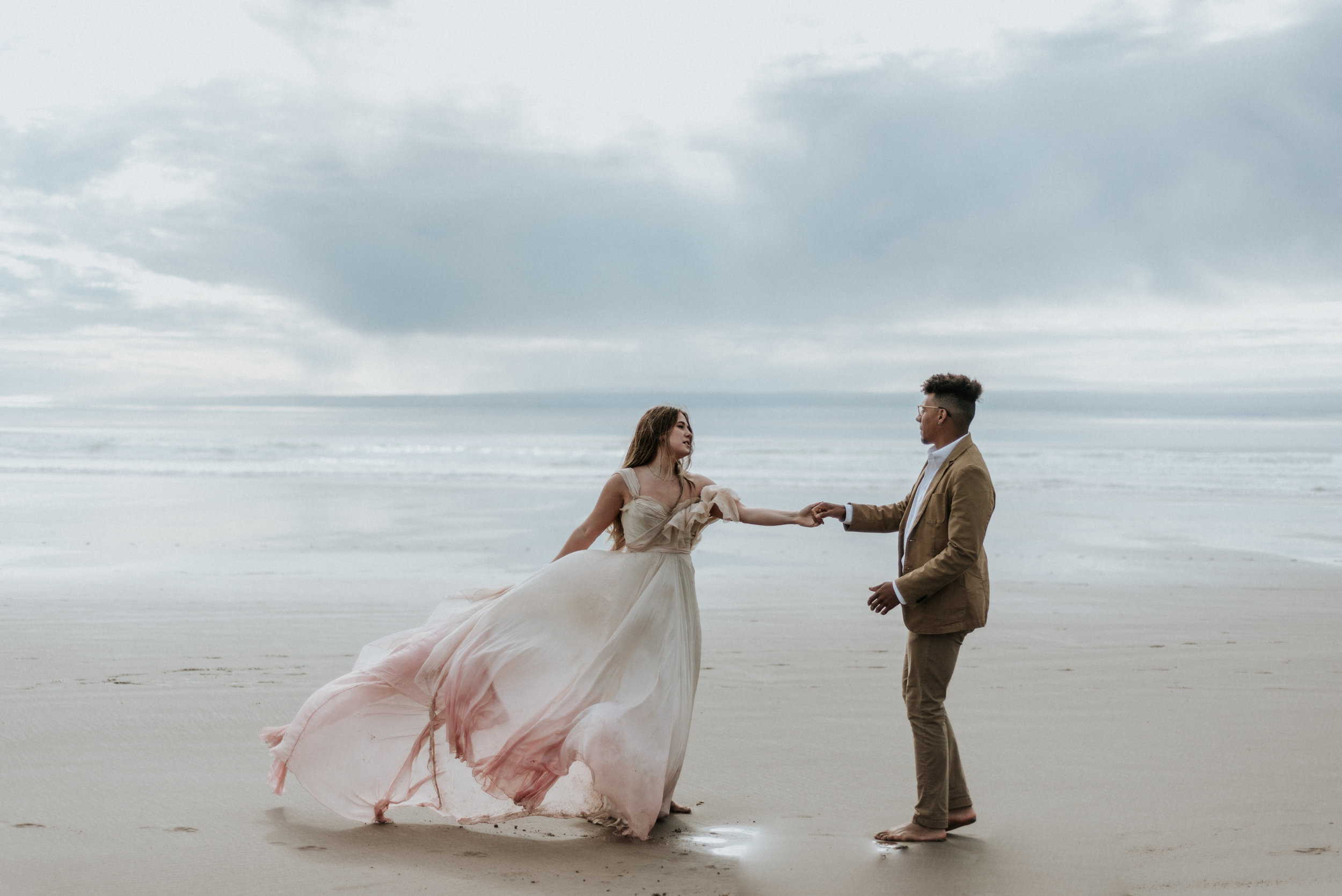 Hug Point State Reserve Elopement