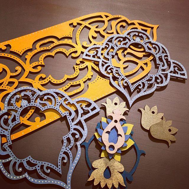 Persian Patterns in process for Summer 2019 @lagunaartafair  June 28th through September 1st Booth C18 . . . #lagunaartafair #summer2019 #lagunabeach #visitlaguna #visitcalifornia #art #artwork #fineart #artist #woodwork #woodcut #dotwork #details #instaart #instadaily #design #persianpattern #persianart #arabesque #color #pegaheidipour #detailart #lagunaart #artfestival #artshow #summerfestival