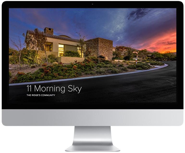 11 Morning Sky -