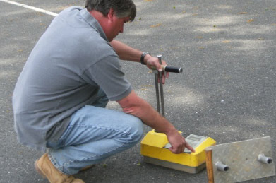 Field Density Testing of Asphalt