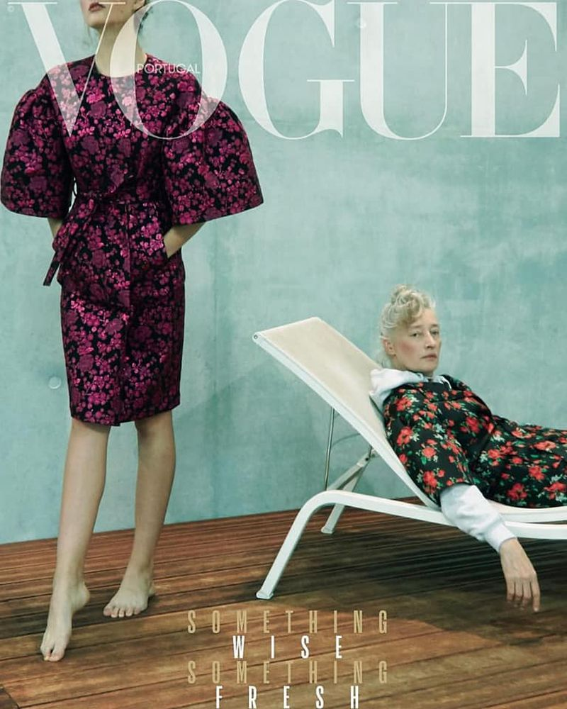 VOGUE Portugal by Mehdi Sef