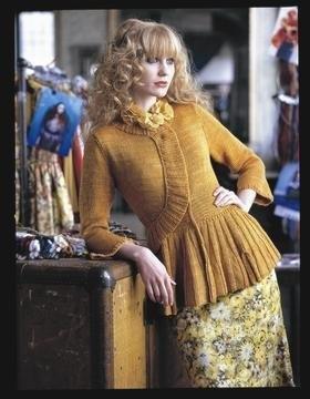 Fall Vogue Knitting 2009