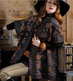 Vogue Knitting Fall 2008 #13
