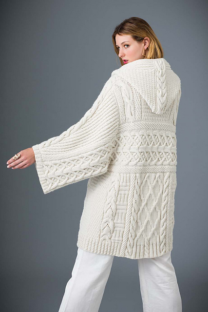 Sweater from the 35th anniversary of Vogue Knitting