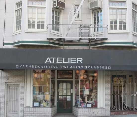 Atelier Marin - Address: 217 San Anselmo Ave, San Anselmo, CA 94960, USAPhone: +1 415-256-9618https://atelieryarns.com/