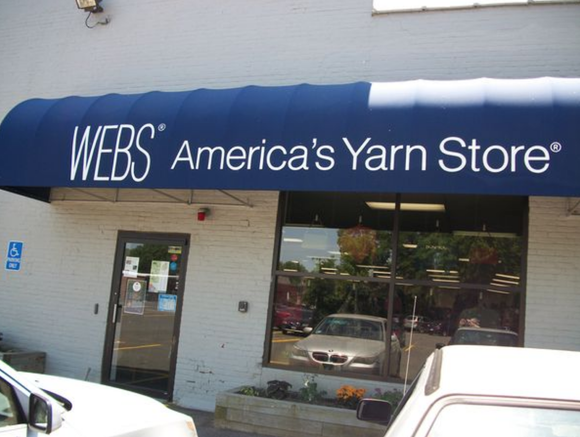WEBS - Address: 75 Service Center Rd, Northampton, MA 01060, USAPhone: +1 800-367-9327https://www.yarn.com/